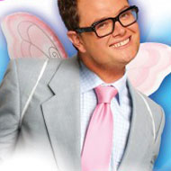 Alan Carr urges owners to spay or neuter