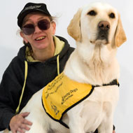 guide dogs for the deaf