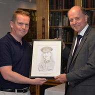 RCVS honours First World War vet surgeon