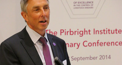 Pirbright Institute hosts Centenary Conference