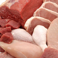 Most vets prefer to buy British meat and fish