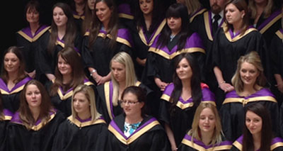 A day to celebrate for CQ graduates
