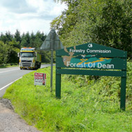 Animal rescuers banned from Forest of Dean