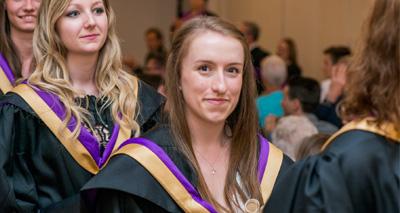 In pictures: CQ graduation
