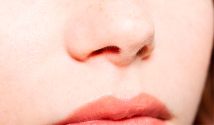 Human nose offers hope for new antibiotic