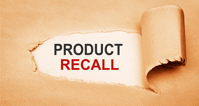 VMD announces product recall