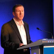 Andy McCann opens VPMA/SPVS Congress