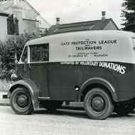 Cats Protection turns 90
