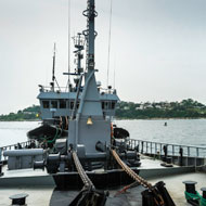 Five arrests for illegal fishing in Liberia