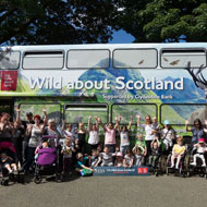 Zoo welcomes hundreds of disadvantaged families
