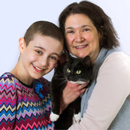 Caring Genie crowned Cat of the Year