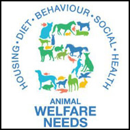 Stickers to inspire children about animal welfare