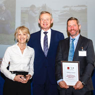 BEVA wins equine welfare award