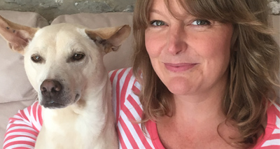 MBE for veterinary nurse Hayley Walters