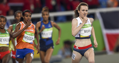 Double gold for vet student Laura Muir