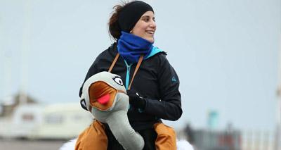 Exotics vet to take on London Marathon dressed as an ostrich