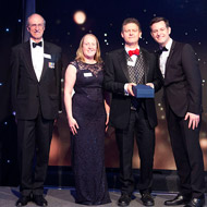 Rabbit specialist crowned 'vet of the year' at CEVA awards