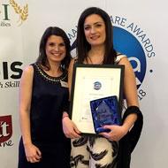 Charity founder receives animal welfare award