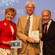 Dr John Bradshaw receives RSPCA Honour