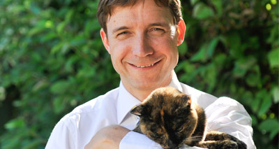 Cats Protection names new chief executive