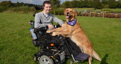 Hero assistance dog to receive prestigious award