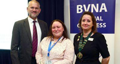 Newcastle RVN scoops British Vet Nurse of the Year