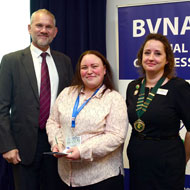 Newcastle RVN scoops British Vet Nurse of the Year