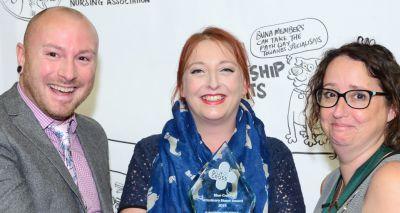 Blue Cross 'Vet Nurse of the Year' winner announced