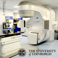 Edinburgh installs new veterinary linear accelerator