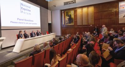 Experts unite for 28th National Equine Forum