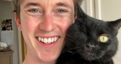 Men challenge gender stereotypes with #CatMenDo