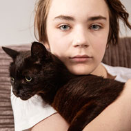 Life-changing Jeffree crowned National Cat of the Year