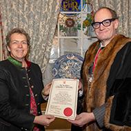 Equine vet scoops top farriery award