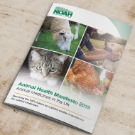 NOAH launches manifesto for animal health and welfare