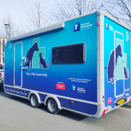 Vets in the Community launches new mobile clinic