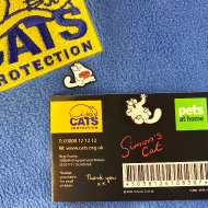 Cats Protection announces fundraiser for homeless cats