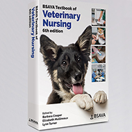 BSAVA publishes new edition of veterinary nursing textbook