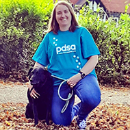Liverpool PDSA vet team join world's biggest dog walk