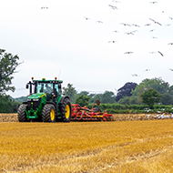 &pound25m in grants made available to farmers to boost productivity