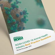 NOAH updates COVID-19 Animal Health Industry Guideline