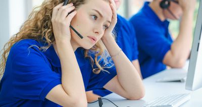 Survey shows 'morale crisis' among veterinary receptionists