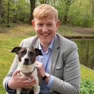 RSPCA and Blue Cross announce partnership to help more animals in need