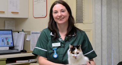 First ever vet nurse appointed BSAVA regional chair and council representative
