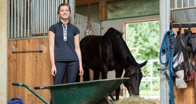 SRUC invests in new Aberdeen equine centre