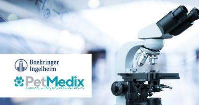 Boehringer announces collaboration with PetMedix