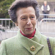 HRH The Princess Royal supports new research into equine grass sickness