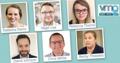 VMG welcomes six new board members