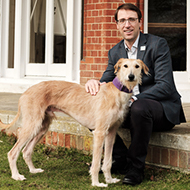Peter Laurie named Battersea's new chief executive