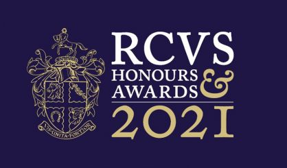 2021 RCVS Honours and Awards winners announced