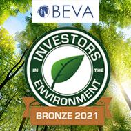 BEVA honoured for sustainability efforts